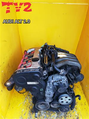 AUDI- ALT ENGINE FOR SALE