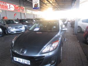 2013 Mazda 3 Mazda 1.6i