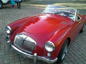 MG For Sale in South Africa   Junk Mail