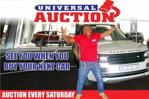 Safe & trouble-free Vehicle Auction Pretoria and Midrand. 100+ vehicles