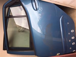 Hyundai i10 doors
