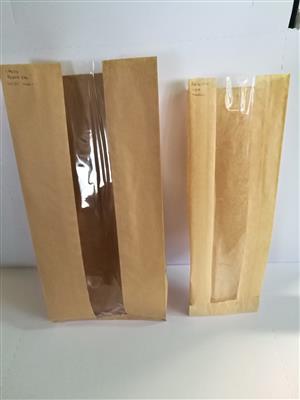Cardboard Food Packaging and brown paper