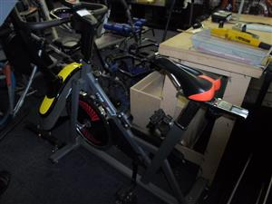 Maxed Performance Exercise Bicycle