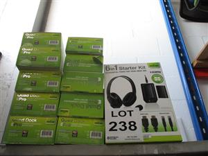 Xbox 360 Equipment & Accessories - ON AUCTION