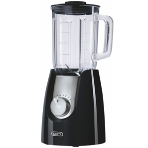Defy Blender Black - Table Stand 600W