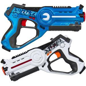 2 Kids laser tag guns