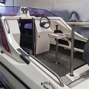 Viking Cabin Cruiser