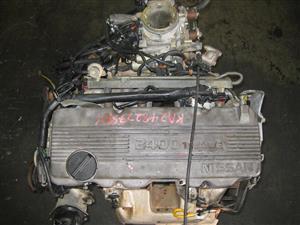 NISSAN HARDBODY 2.0L 12V, KA24 12V Engine