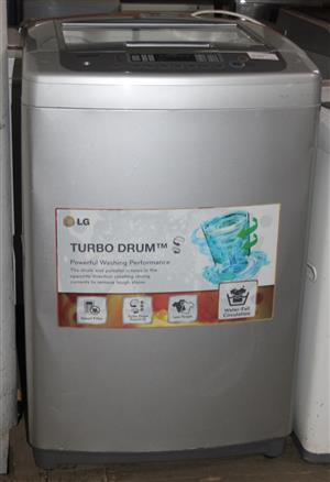 LG Turbodrum washing machine S033767A #Rosettenvillepawnshop