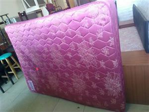 Double bed mattress, mattress only