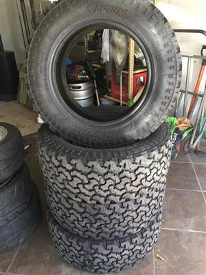 Tyres 4x4