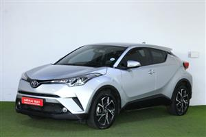 2018 Toyota C-HR 1.2T PLUS CVT