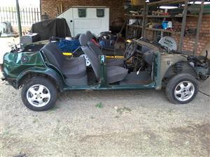 VW Golf 1400, for spares or rebuild