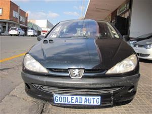 2003 Peugeot 206 1.4 5 door PopArt