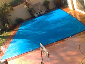 Spring Specials - Get your pool safety net or cover at unbeatable prices !!