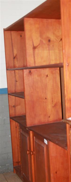 Pine tv stand S029293a #Rosettenvillepawnshop