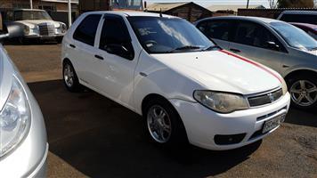 2009 Fiat Palio 1.2 EL 5 door
