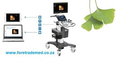 4D Cartbase Ultrasound Machine with one 4D probe only R253 000