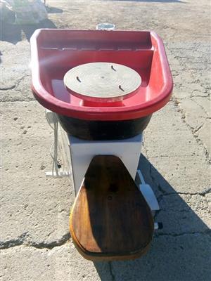 Dabeb pottery wheel