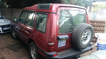 1999 Land Rover Discovery DISCOVERY 2.0 S