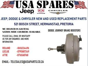 DODGE JOURNEY BRAKE BOOSTER FOR SALE