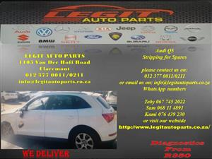 Audi Q5 Stripping for spare Parts