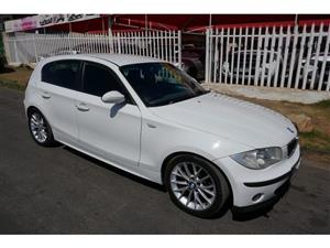 2007 BMW 1 Series 118i 5 door Exclusive