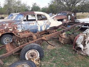 56 Bulldog chassis