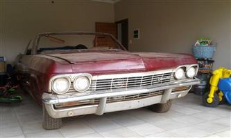 1965 Chev Impala for sale