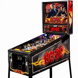 Pinball Machines for Sale ACDC by Stern