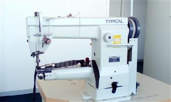 Cylinder Bed Compound Feed Binding Machine