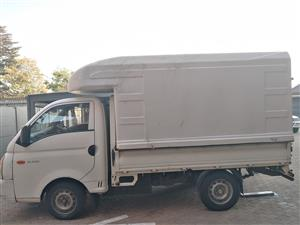 Seeking loads and available to do courier, collections or delivery services around Gauteng at affordable Rates
