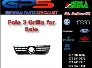 New VW Polo 3 Grille for Sale