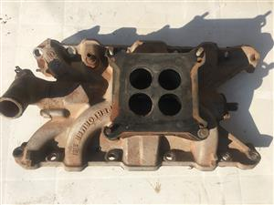 Land Rover 3.9L inlet manifold