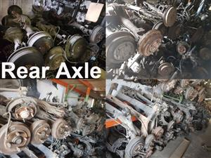 Rear Axles for sale for most makes and models.