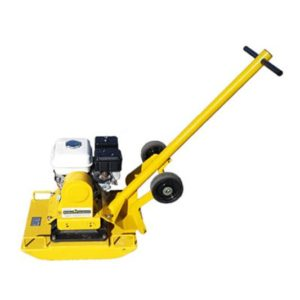 Plate Compactor with GX160 Honda or 5.5HP Torx engine