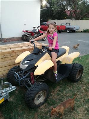 2012 Sam ATV 150cc Quad