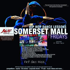 Somerset Mall dance lessons