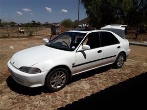 1995 Honda Ballade 1
