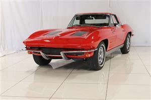 1967 Chevrolet Corvette StingRay C2
