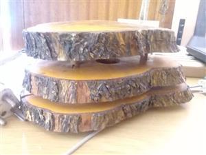 Wooden lmap