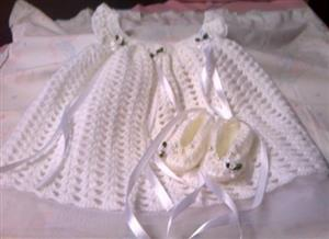 Crochet babysets
