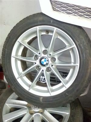 BMW TYRES FOR SALE