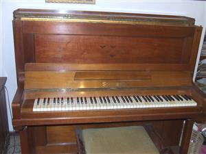 Sponnagel Piano For Sale