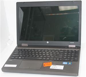 HP laptop with charger S033524A #Rosettenvillepawnshop