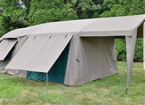 Tent Campnor Safari Senior Bush Combo  Unused . Brand new in Bag