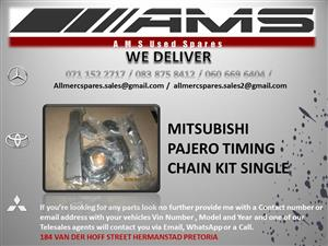 MITSUBISHI PAJERO TIMING CHAIN KIT SINGLE
