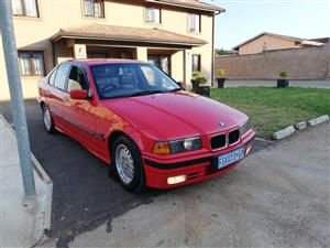 1992 BMW 3 Series 325i Exclusive