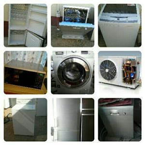 Fridge and Washing Machine Repairs Edenvale