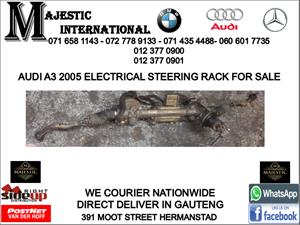 Audi a3 2005 electrical steering rack for sale